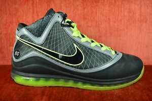 the latest 6494b dc2d7 Image is loading WORN-ONCE-Nike-Lebron-VII-7-112-DJ-