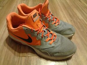 Details about NIKE Air Max Crusher 2 Mens Size 13 RN 719993 003 Neon Orange & Gray
