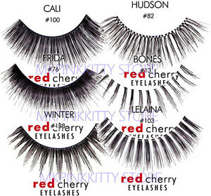 31ad0b01c59 Red Cherry Lashes (All Style) 20 PAIRS - False Eyelashes All style ...