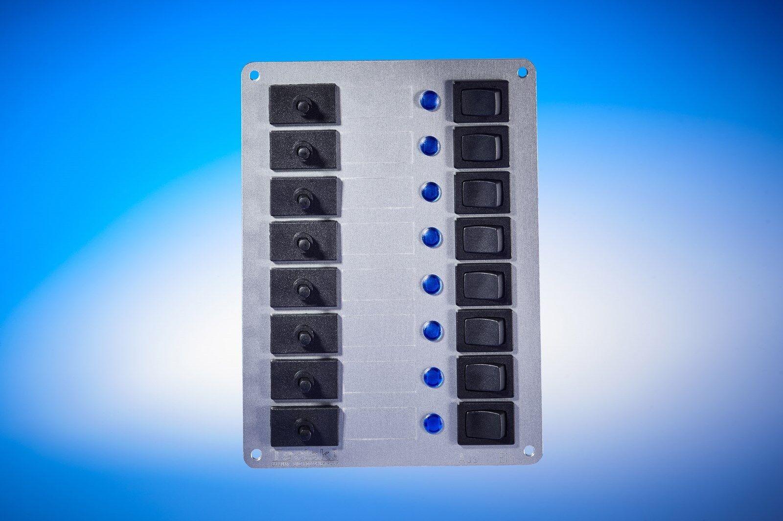 Stromkreisverteiler 110, Serie 110, Stromkreisverteiler Typ: SV 08 4a68f8