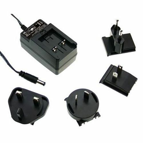 Mean Well, 30W Plug In Power Supply 15V dc, 0 â?? 2A 1 Output, Switched Mode Pow