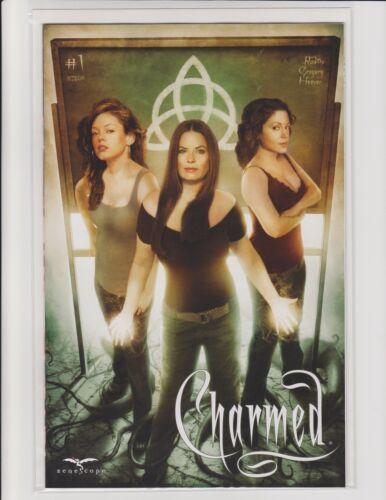 Charmed #1 Cover E Second Printing Zenescope Comic NM Seidman