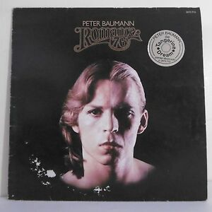 33-tours-Peter-BAUMANN-Vinyl-Record-LP-12-034-ROMANCE-76-VIRGIN-2473713-RARE