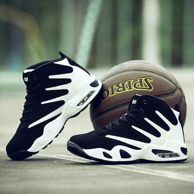Men's Basketball Shoes Durable | High Top Air Cushion