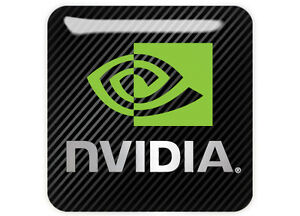 nVidia-Logo-1-034-x1-034-Chrome-Domed-Case-Badge-Sticker-Logo