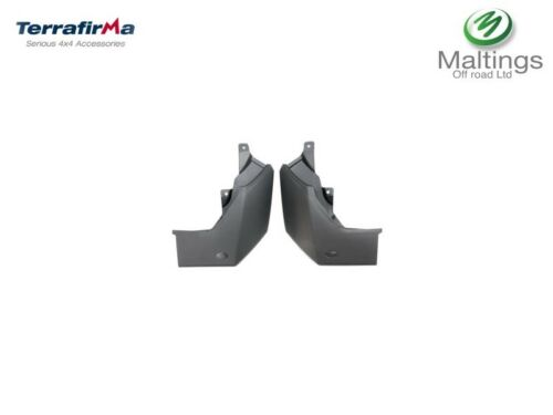 Discovery 3 front mudflaps discovery 3 accessorie mudflap kit cas500010pcl new