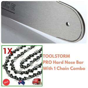 42-PRO-HARD-NOSE-CHAINSAW-BAR-amp-1-CHAIN-3-8-063-135DL-FOR-BAUMR-AG-SX92-92CC