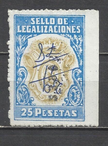 1430-sello Antiguo Fiscal Corporativo Legalizaciones Sin Defectos,escaso,raro.sp
