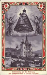 Maria-Celula-Wallfahrt-Cuadro-Santos-Amria-Imagen-Milagrosa-Austria-B-8046