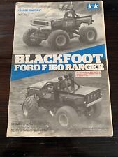 1986, 2016 TAMIYA-FRONT CHASSIS BODY MOUNT BLACKFOOT Ford F-150 Ranger