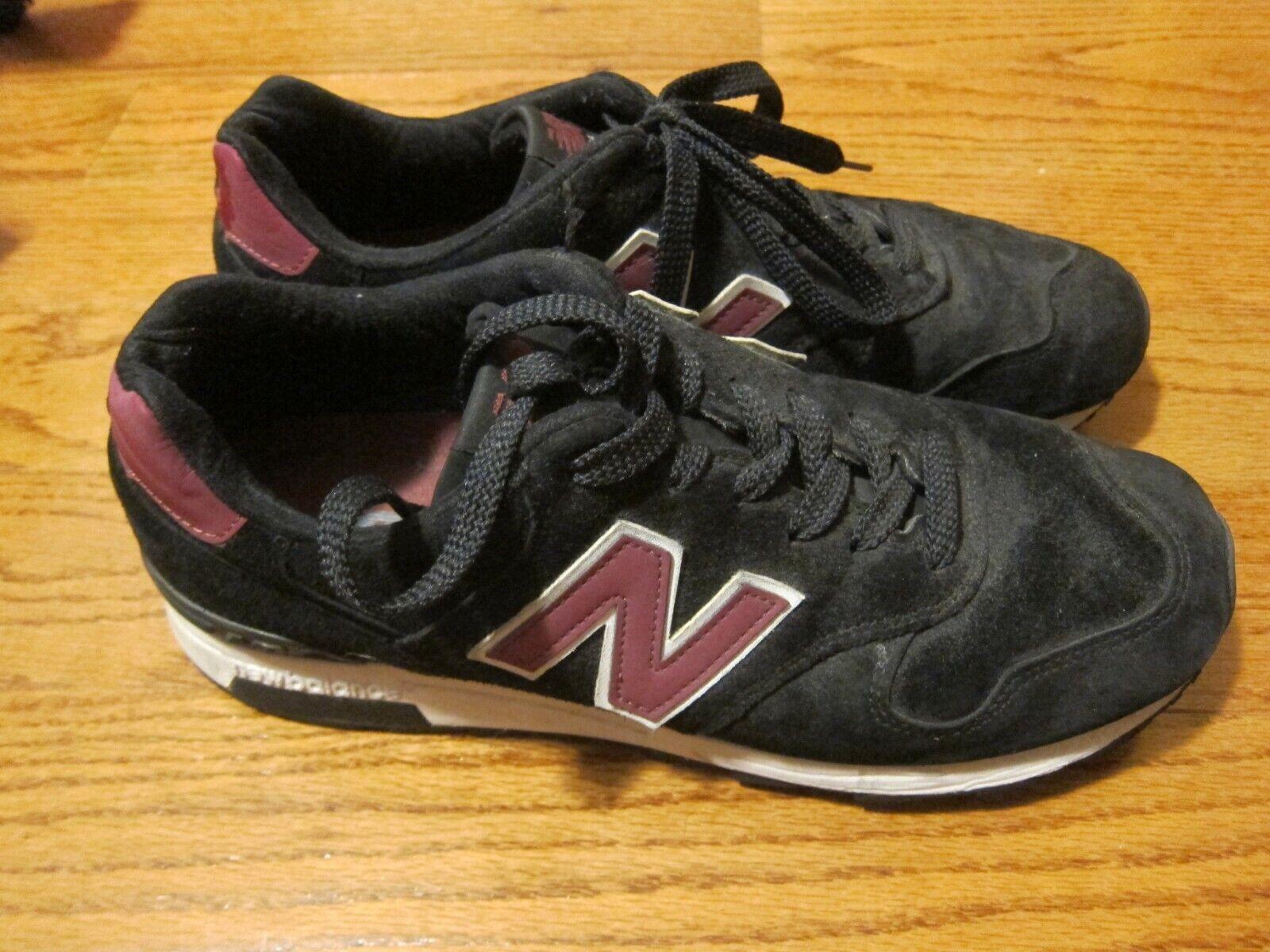 Para hombres 1400 Gamuza Correr Atléticos New Balance Zapatos-US tamaño 10.5