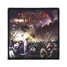 ASTRAL DOORS Patch JERUSALEM Aufnäher ♫ Heavy Metal ♪ Power Metal ♫