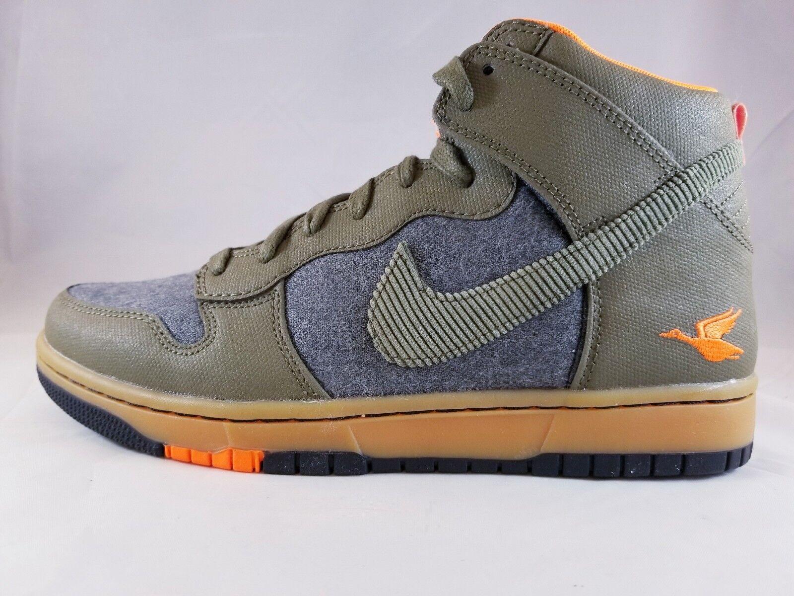 Nike Dunk CMFT PRM Men's Fashion Shoes 705433 200 Size 8