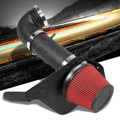 FOR 09-15 CADILLAC CTS-V 6.2L LSA V8 BLACK COATED AIR INTAKE PIPE HEAT SHIELD