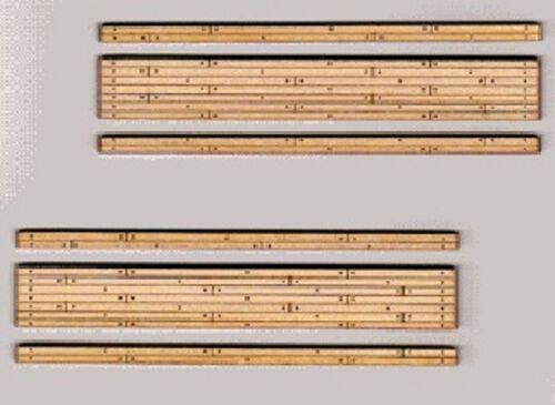 Blair Line 165 Wood Grade Crossings TWO LANE passage à niveau h0 1:87 Laser Cut 2er