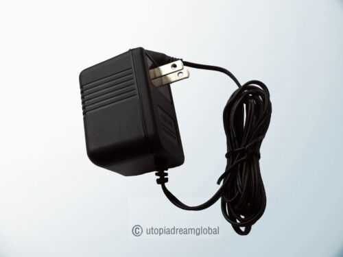 8V-9V AC//AC Adapter For Mr Christmas Plastic Holiday Xmas Carousel Power Charger