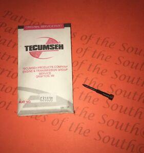 Genuine Tecumseh   IDLE SCREW  Part# 631838