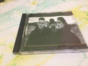 U2 The Joshua Tree CD Island 422 842 298-2 075679058126