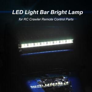 Echelle-1-10-Controle-Radio-Voiture-Crawler-Truck-accessories-Super-Bright-Lampe-Toit-Lampe-DEL-Co