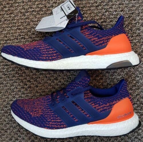 Orange S82020 Ultra 3 Mystère Encre Bleu 0 Adidas Boost Bnibwt Uk9 Baskets Mystic 61wvS8Sx
