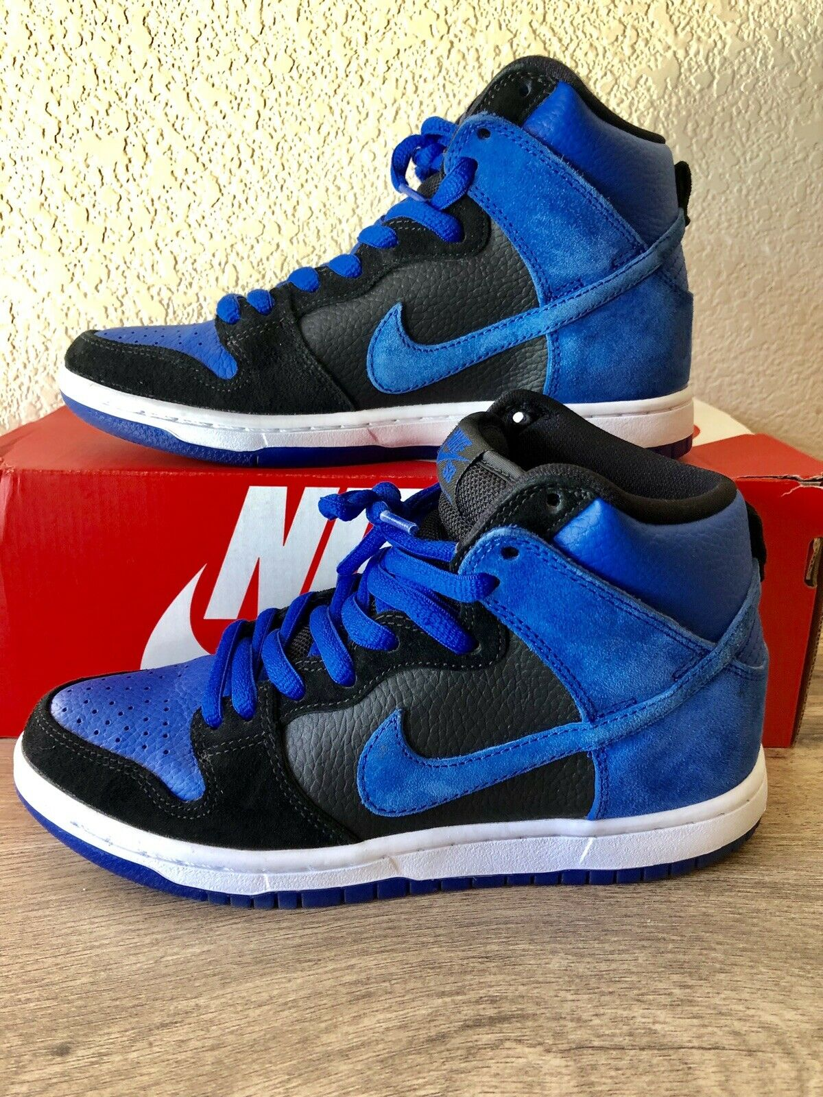 Größe JPack SB Pro High Dunk 5.5 Nike box No Rare Royal 018