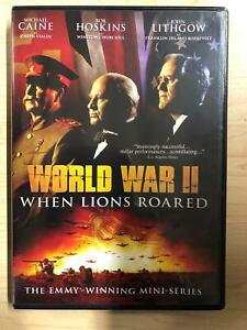 World-War-II-When-Lions-Roared-DVD-1994-G0621