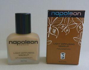 Napoleon-Perdis-Light-Diffusing-Makeup-Foundation-Look-1-30ml-Brand-New-in-Box