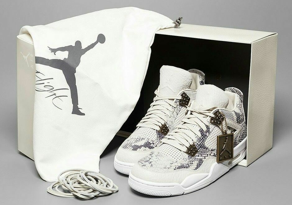 Nike Air Jordan 4 Retro Premium Pinnacle