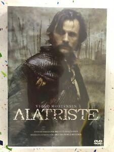 Alatriste 2 X DVD Viggo Mortensen Agustin Diaz Yanes