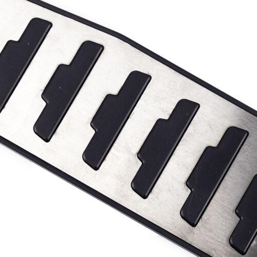 Fussstuetze Brake Pedal Auflagen Abdeckung fit for Land Rover Range Rover Evoque
