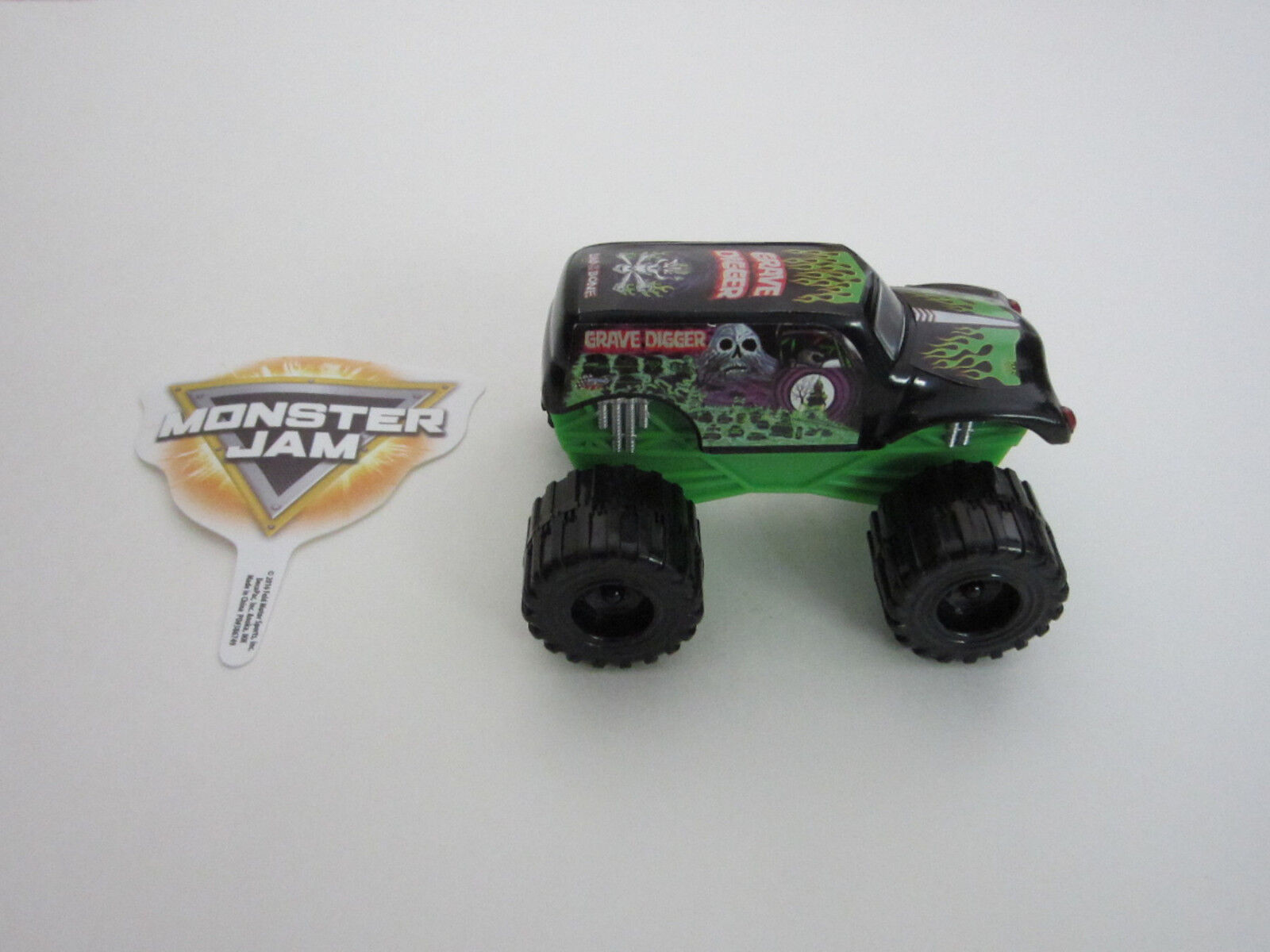 Pictures On Grave Digger Birthday Cakes