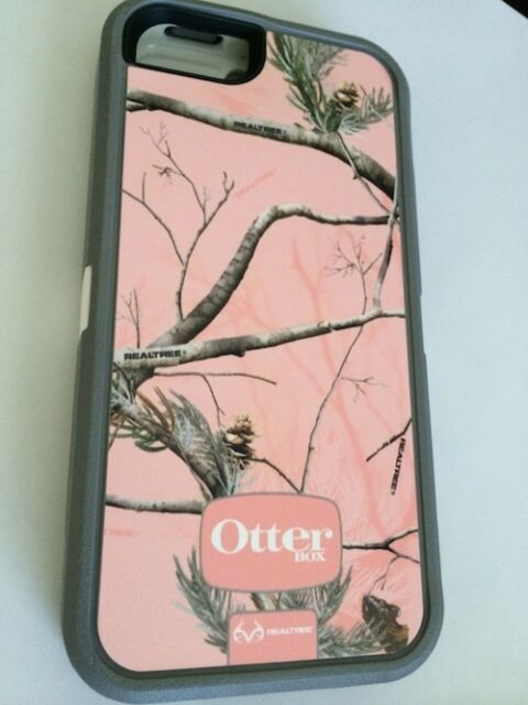 OEM OtterBox Defender Case   Holster Apple iPhone 5 5S - Pink Camo 77-22522 36a05c5d3132