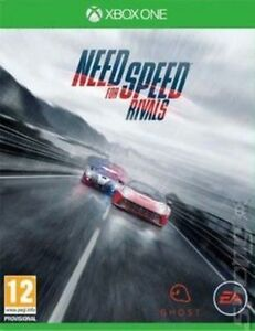 XBOX-ONE-Need-for-Speed-Rivals-Xbox-One-Ottimo-1st-Class-consegna