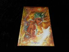 Michael Turner : Soulfire 1 : Catalyseur Editions Delcourt DL 02/2007