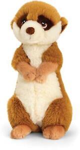 Keel Toys CHIGLIA keeleco Suricato giocattolo morbido 22CM BN