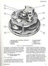 Manual Overhaul, Repair, Handling of Hamilton Ship Chronometer Parts Catalog PB
