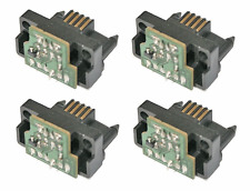 4 x DRUM Chip (13R624) for Xerox Workcentre 7235,7245,7228,7328,7335,7345,7346