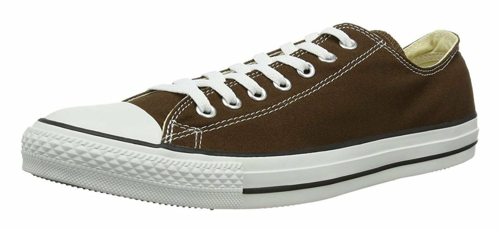 b9027d0108be56 Converse All Star Chuck Taylor Ct as Oxford Chocolate Canvas Shoes ...