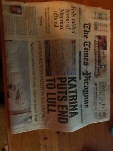 Hurricane-Katrina-Newspaper-New-Orleans-Times-Picayune-8-27-2005