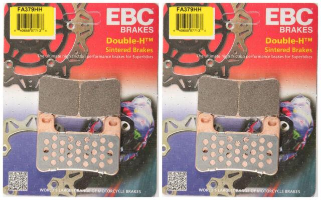 EBC Double H Sintered Brake Pads FA629HH