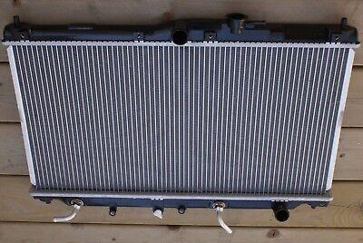 New Radiator For Honda Accord Prelude 2.2L L4 4CYL Auto Trans CU19 19010PT1901
