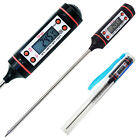 Digital Food Thermometer Probe Temperature Baking Jam Meat Cooking Sensor UK