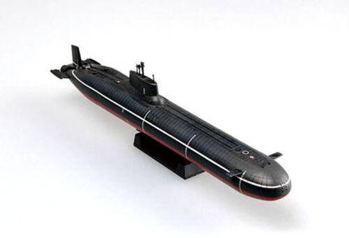 Hobby Boss 3487019 U-Boot Typhoon-Klasse Akula 1:700 Modellbau Modell Bausatz