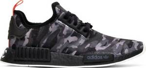 8a7af3331 Adidas NMD R1 NYC Black Camo G28414 7.5-13 2018 New Limited Edition ...