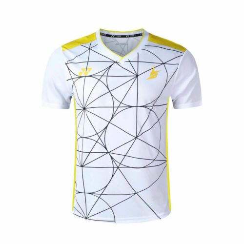 New sports Clothing Short Sleeve Casual Tops for men/'s badminton T Shirts