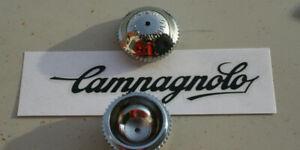 New Campagnolo pedal caps model Record Super record