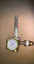 Miller Spoolmatic 30a Argonco2 Flowmeter From Spool Gunmig Welder Set Up