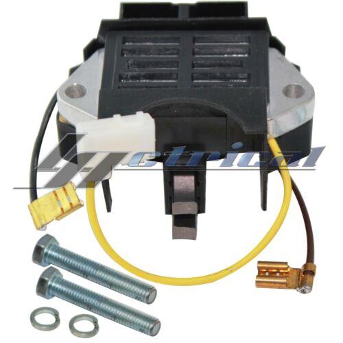 NEW REGULATOR BRUSH HOLDER FOR VOLVO PENTA AQAD41A B D AQD41A 6cyl Diesel