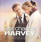 Last Chance Harvey [Original Motion Picture Score] by Dickon Hinchliffe (CD, Dec-2008, Lakeshore Records)