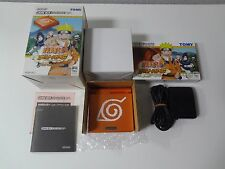 Game Boy Advance System Sp Naruto Rpg Limited Pack Nintendo Japan NEW